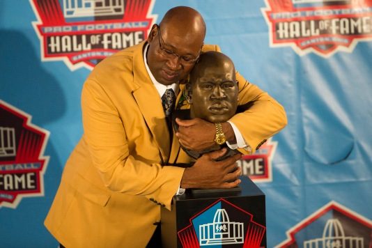 2012 Pro Football Hall of Fame Enshrinement