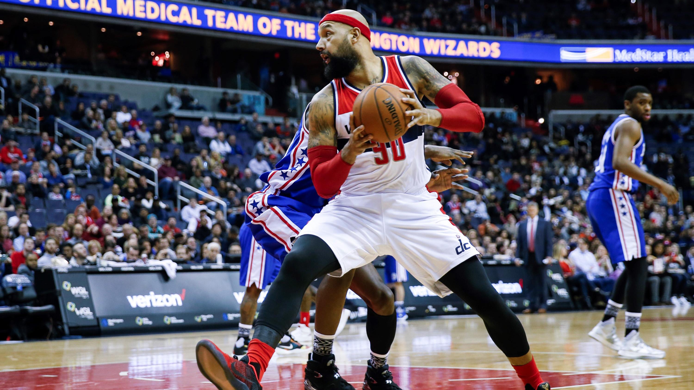 NBA – Washington Wizards vs Philadelphia 76ers