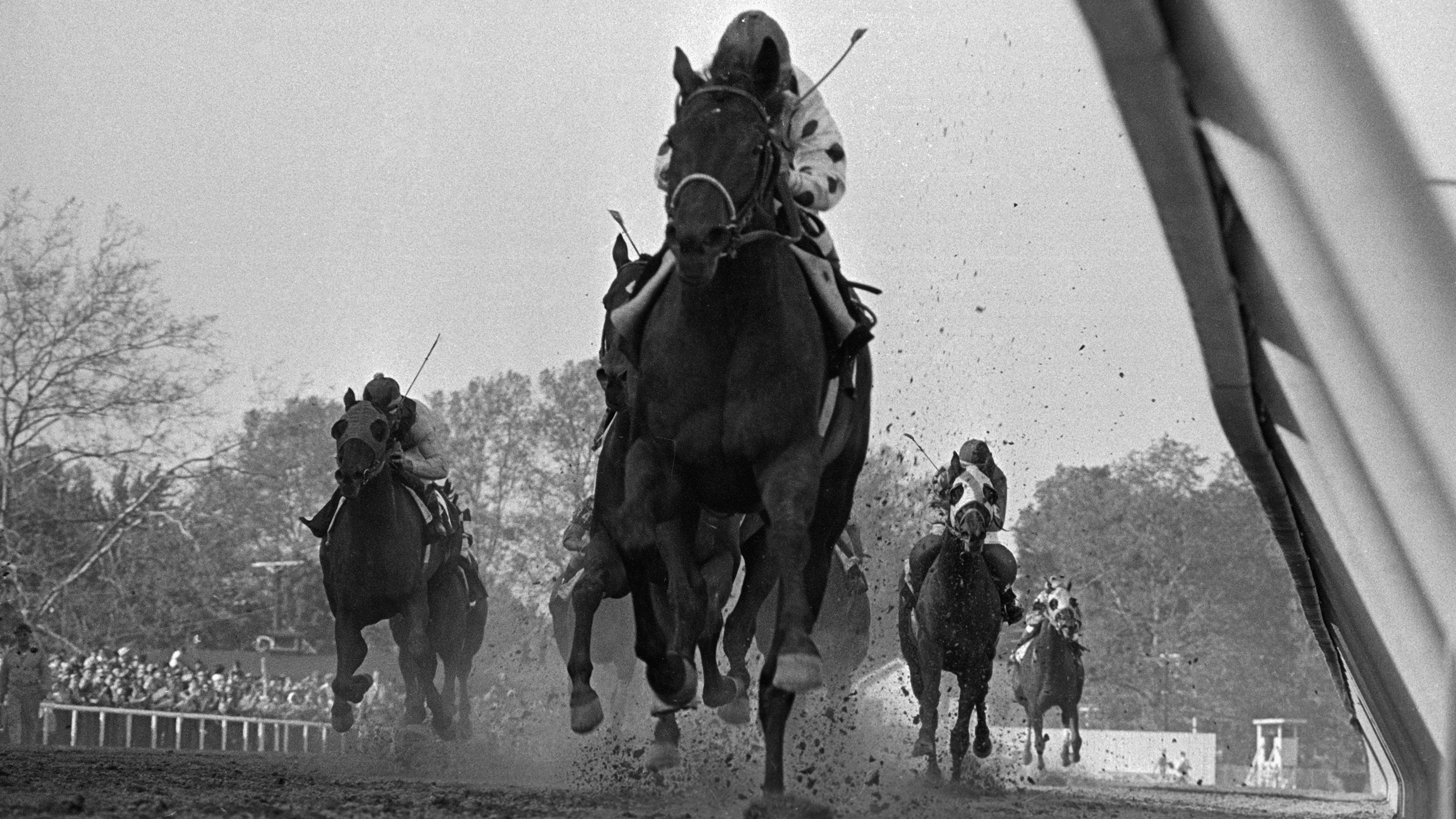 Willie Shoemaker on Damascus Winning Preakness