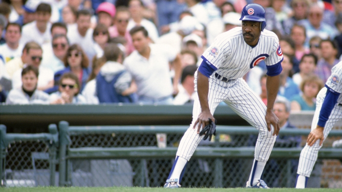 d742e84615b09 The night the Cubs  Andre Dawson got intentionally walked a record five  times