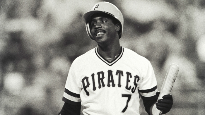 Pirates Barry Bonds