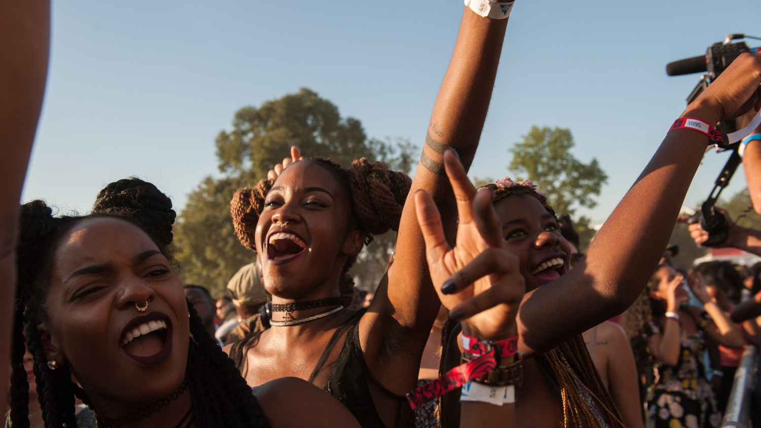 Afropunk Brooklyn Celebrates Youth, Music, And Fashion