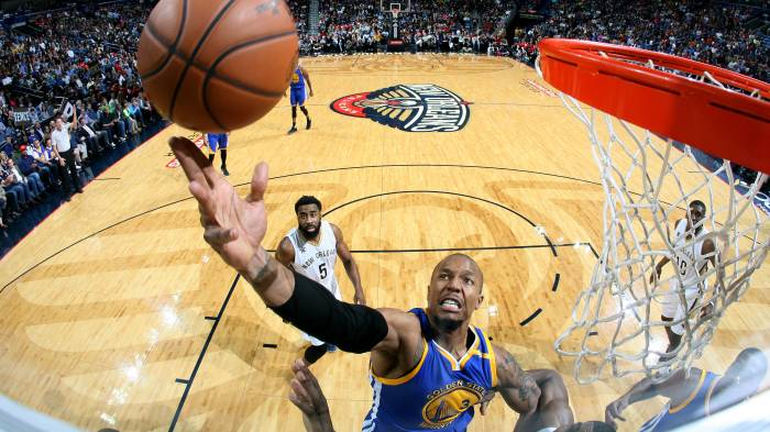Getting A Read On The Warriors David West