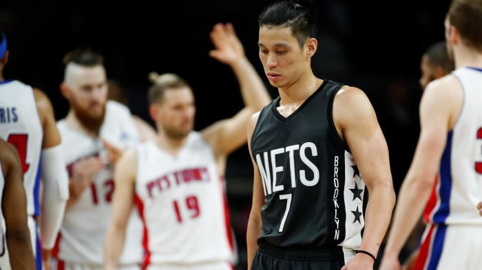 Brooklyn Nets v Detroit Pistons