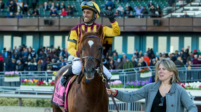 Rajiv Maragh Overcomes Devastating Injuries To Ride In Kentucky Derby