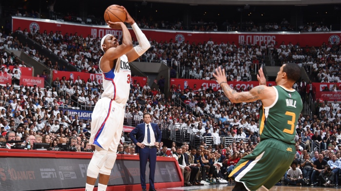 Utah Jazz v LA Clippers – Game Seven