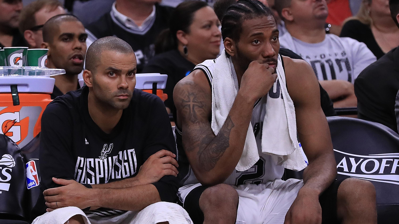 Houston Rockets v San Antonio Spurs – Game One