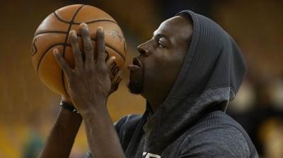Utah Jazz v Golden State Warriors – Game One