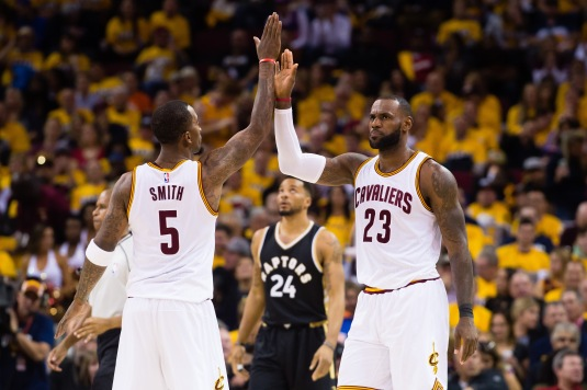 Toronto Raptors v Cleveland Cavaliers – Game Two