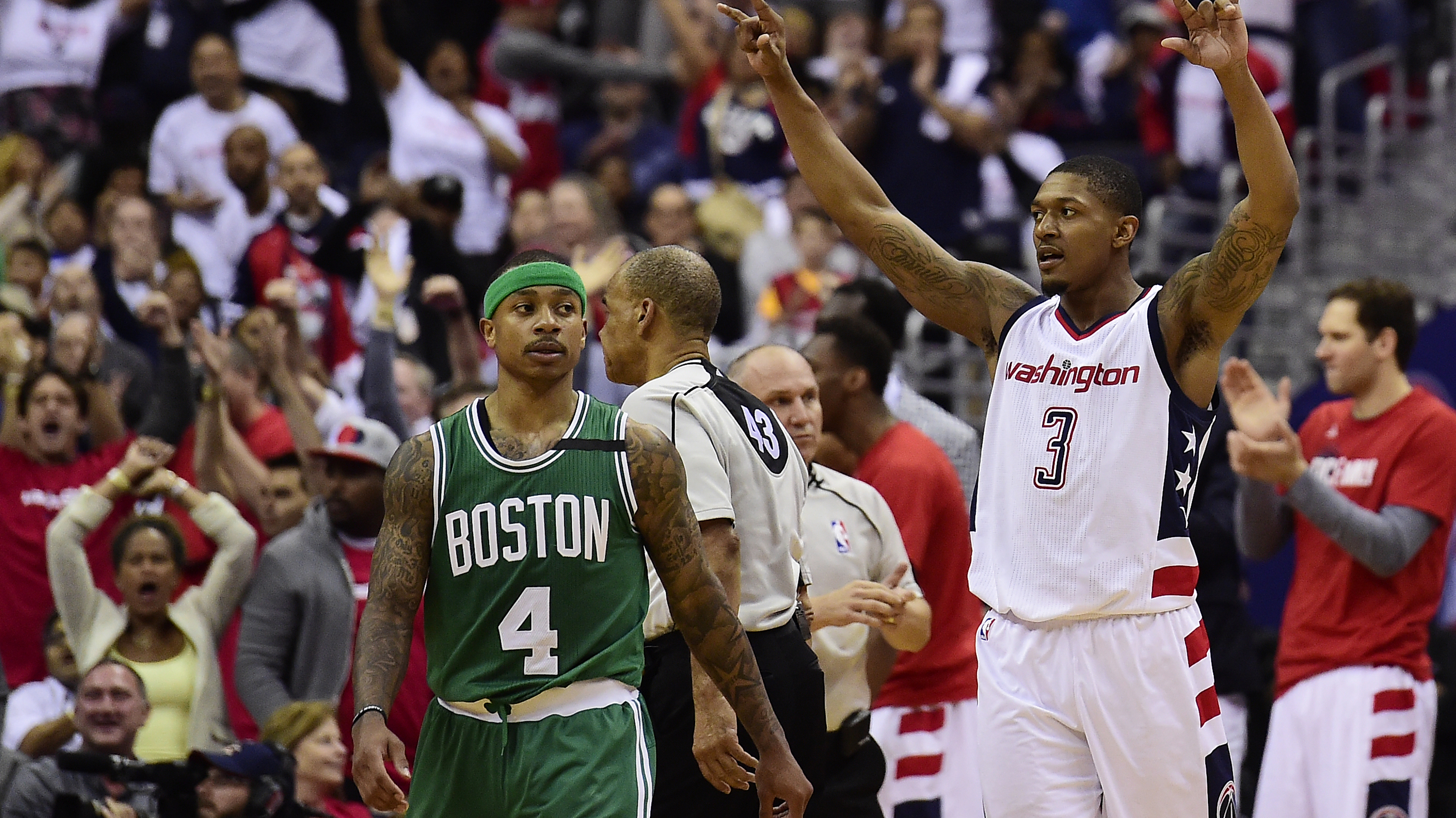 Boston Celtics v Washington Wizards – Game Four