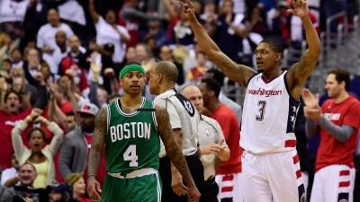 Boston Celtics v Washington Wizards – Game Four