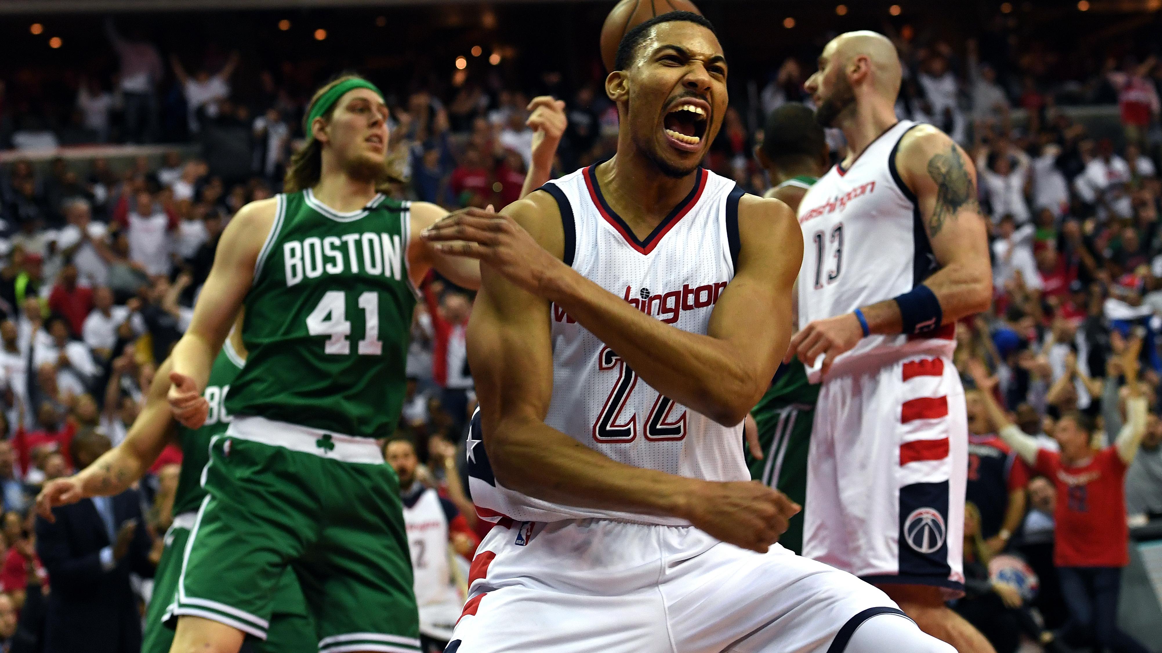 NBA Plyoffs: Washington Wizards vs Boston Celtics