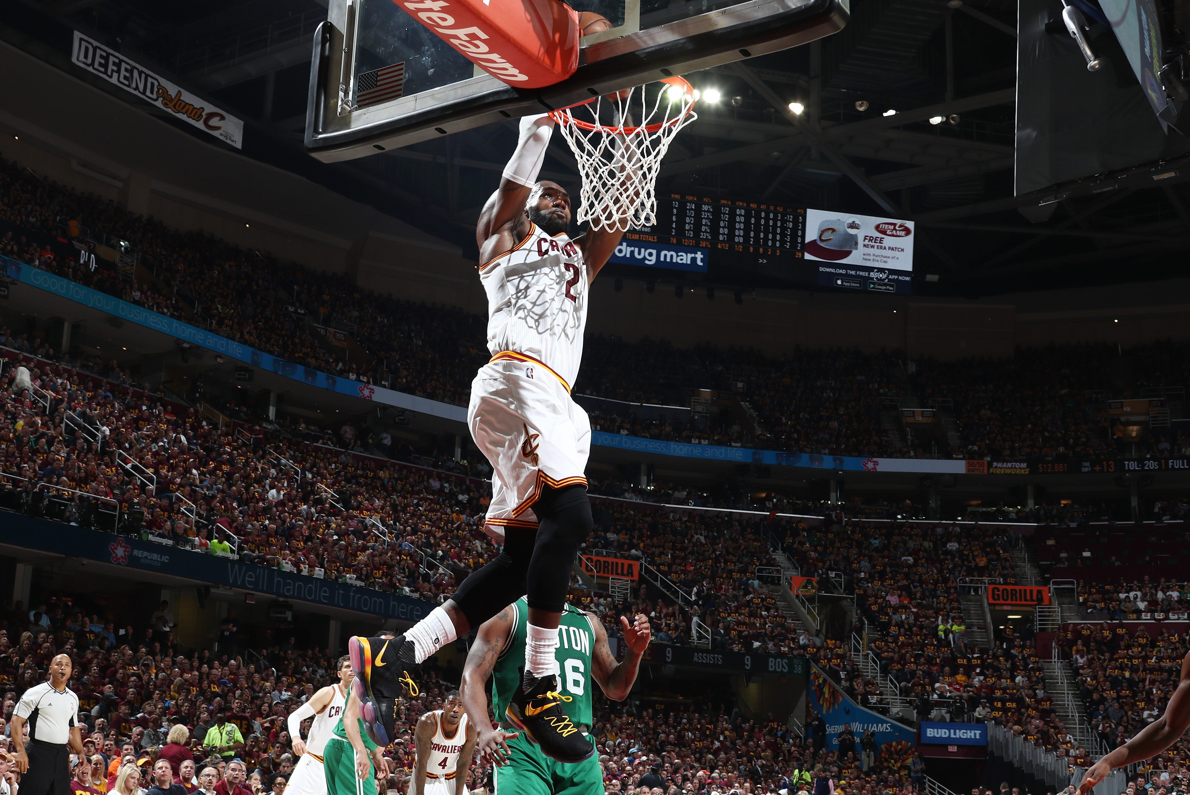 LeBron James needs 28 points to surpass Michael Jordan in career playoff points — The Undefeated