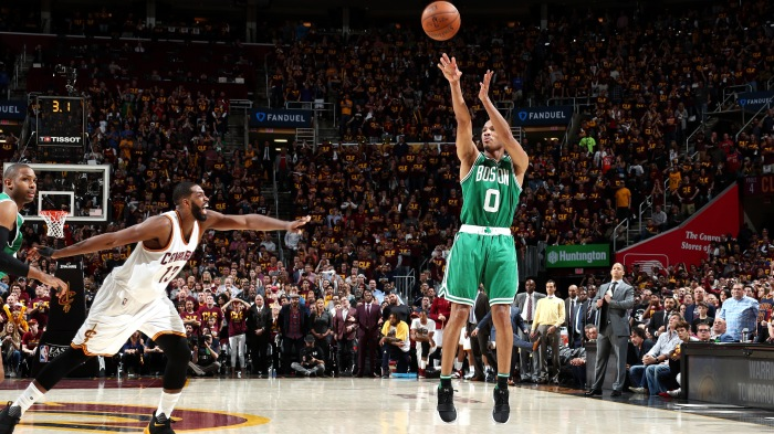 5fcb336a9158 Avery Bradley s game-winner or LeBron James  11 points — which was more  unbelievable