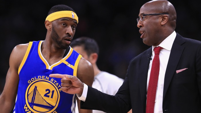 d20cd6180 Mike Brown marks Warriors  return to NBA Finals with tacos and Too  hort