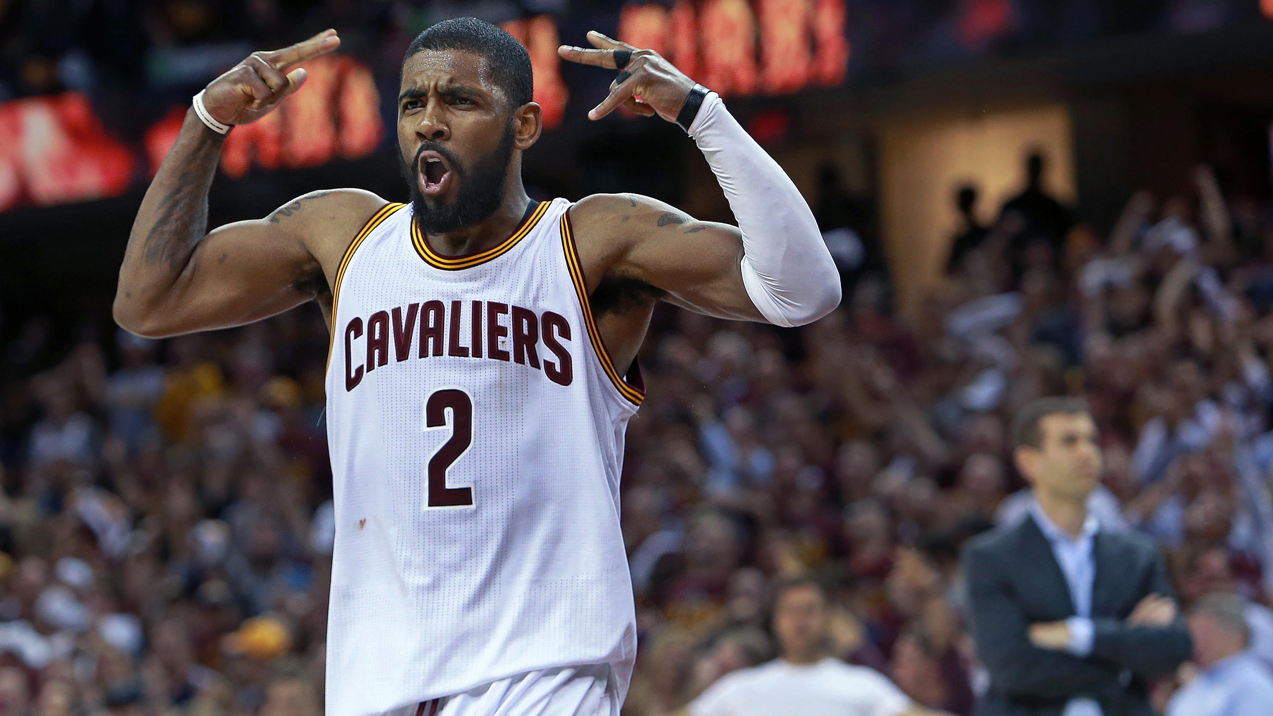 NBA Eastern Conf. Finals: Boston Celtics Vs Cleveland Cavaliers At Quicken Loans Arena