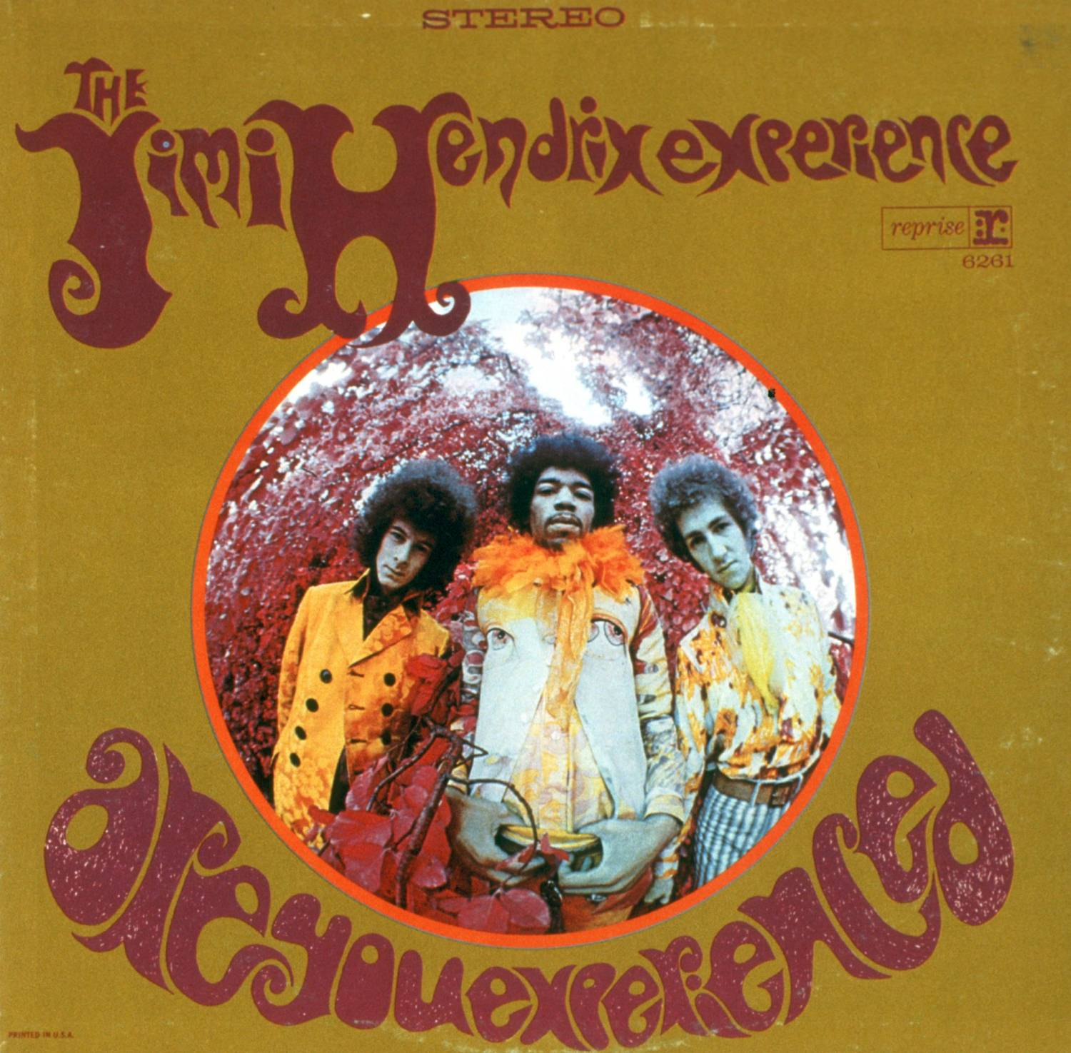 Jimi Hendrixs Are You Experienced Turns 50
