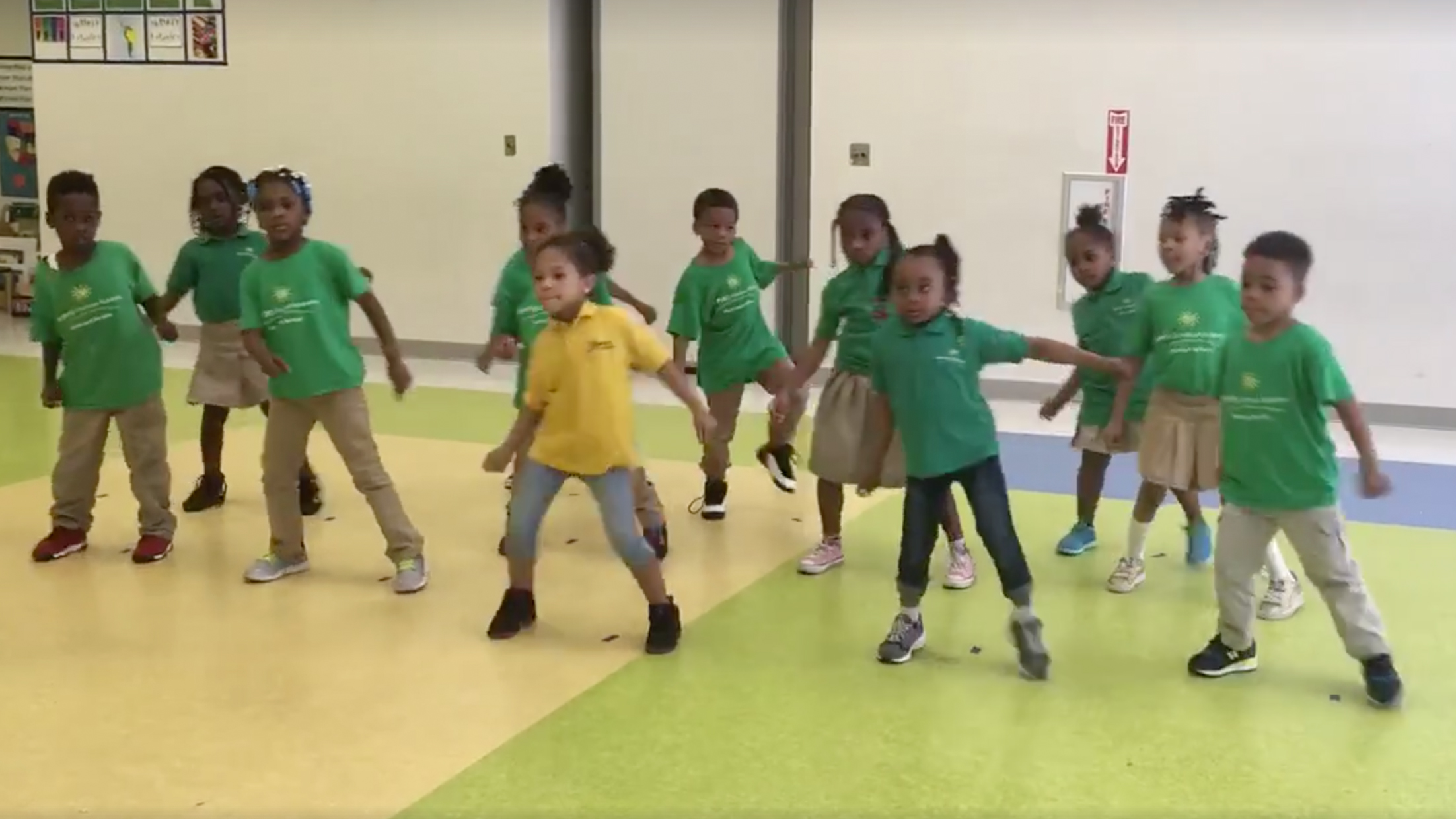 This D.C. teacher puts a fun salsa twist on regular kindergarten curriculum