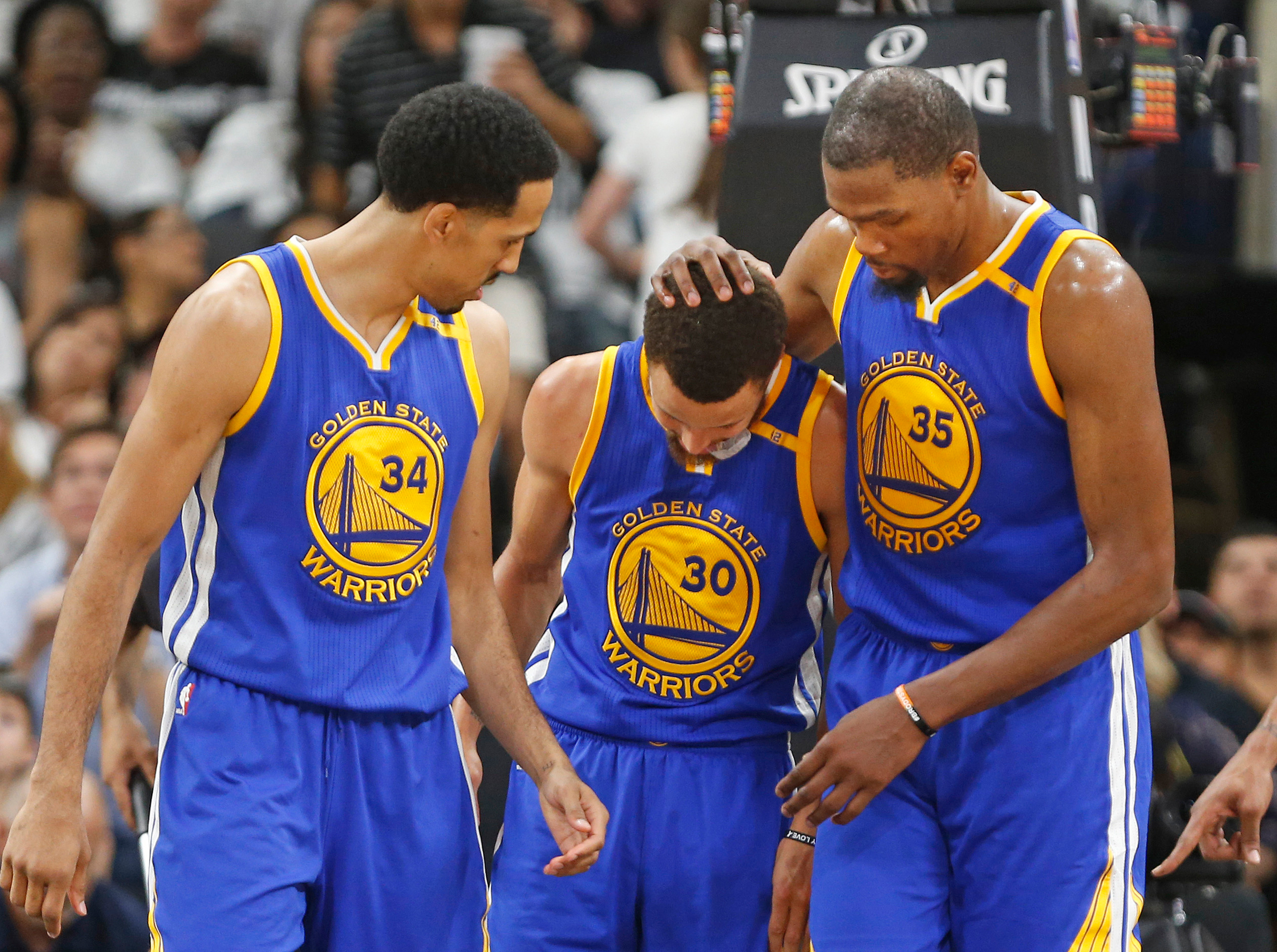 Kevin Durant says he made the '100 percent correct decision, win or lose' to join Warriors