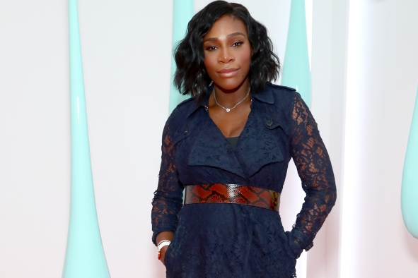 60934307e8f51 Serena Williams' maternity style is a grand slam