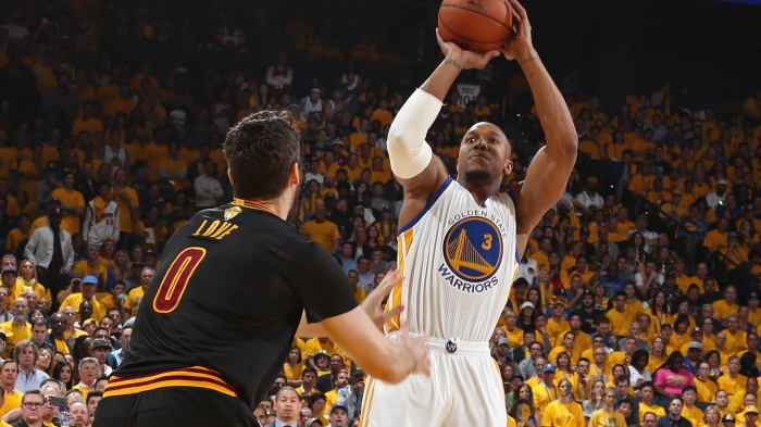 3999af691778 Warriors  David West says taking less money was worth it to win a title