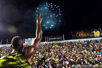 Mark Usain Bolt Piece