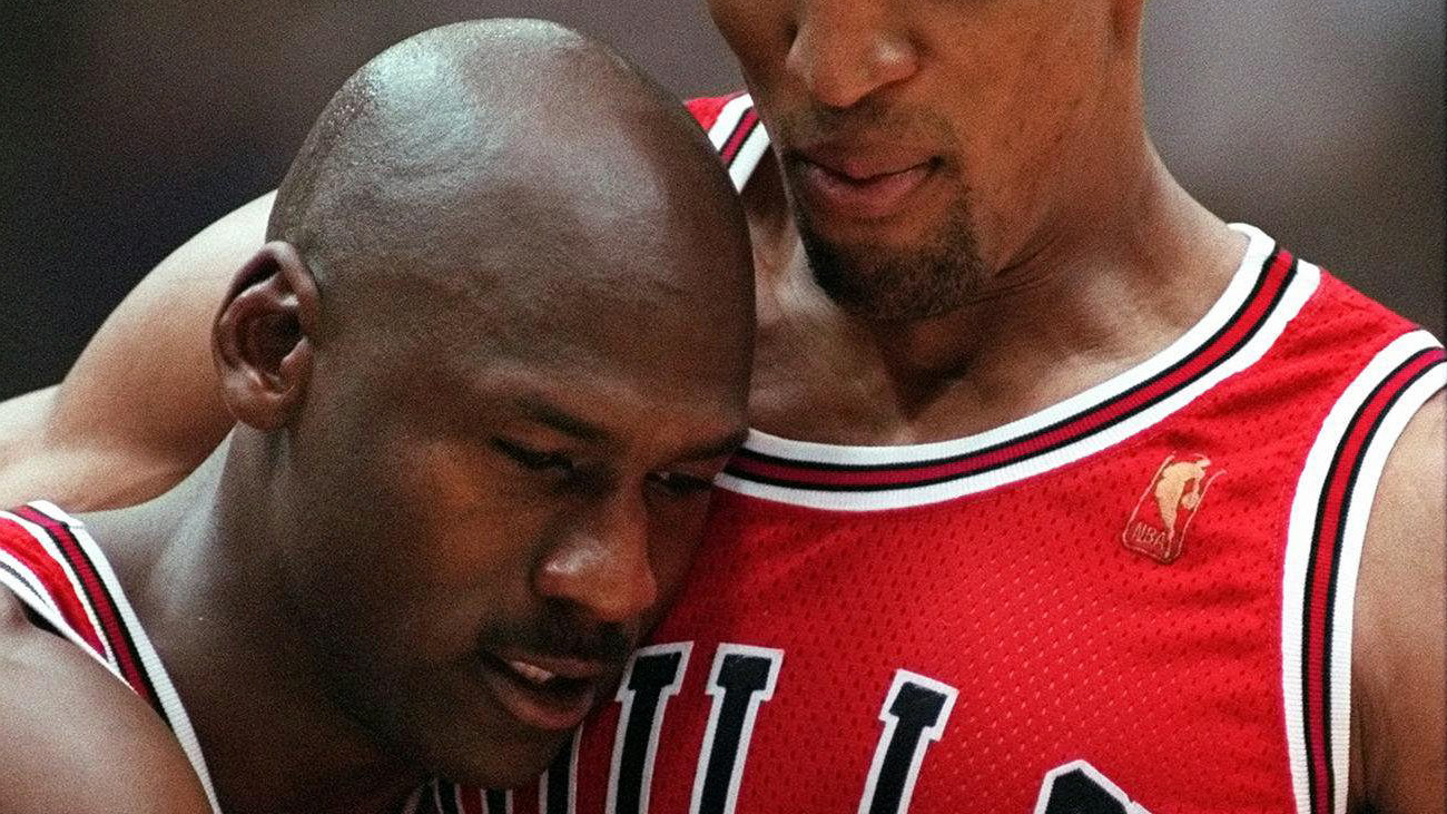 On This Day In Nba Finals History Michael Jordans Flu Game