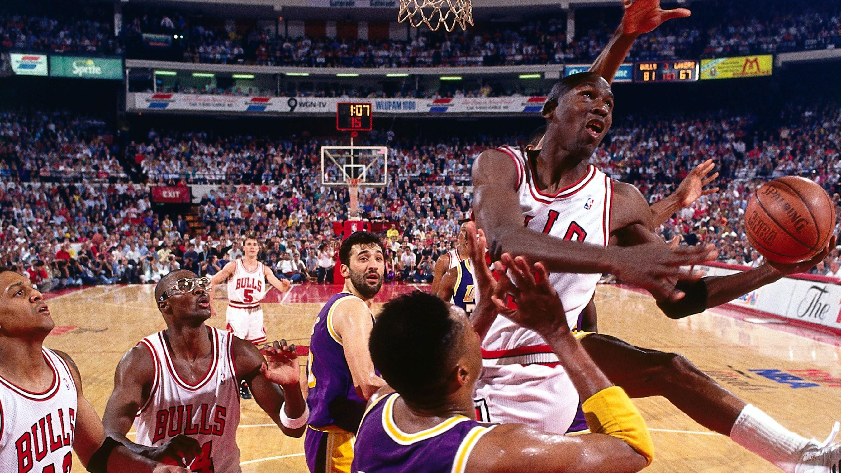 2b69e935a4ecad On this day in NBA Finals history  Michael Jordan s midair