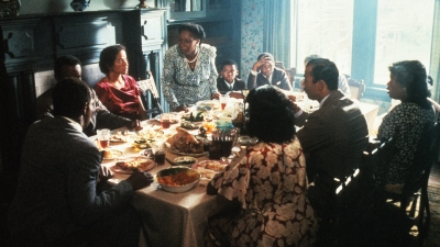 Rae Dawn Chong;Whoopi Goldberg;Bennet Guillory;Oprah Winfrey In 'The Color Purple'