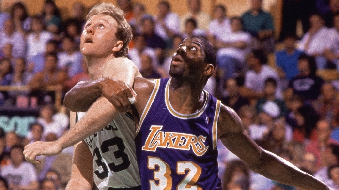 354c7601a64 On this day in NBA Finals history  The last Celtics-Lakers series of the   80s tipped off