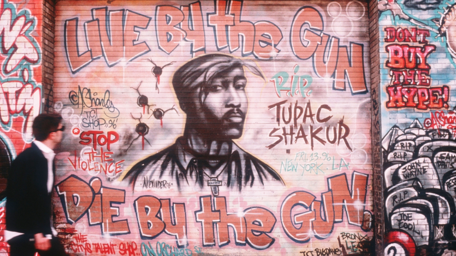 The murder of Tupac Shakur is a tragedy — but the why is not
