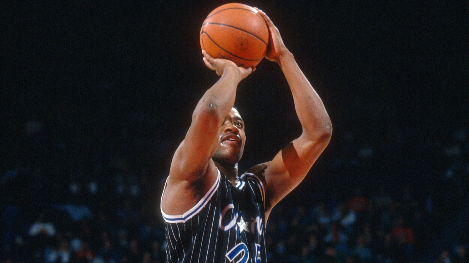 On This Day In Nba Finals History Orlandos Nick Anderson Misses