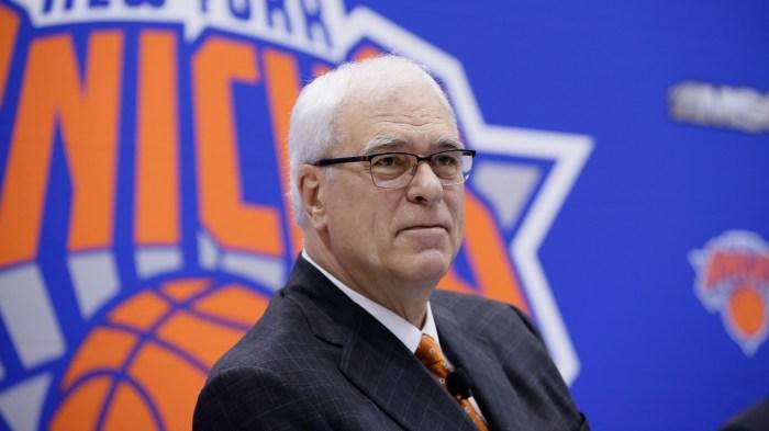 9009f19e928e Phil Jackson isn t saving the Knicks