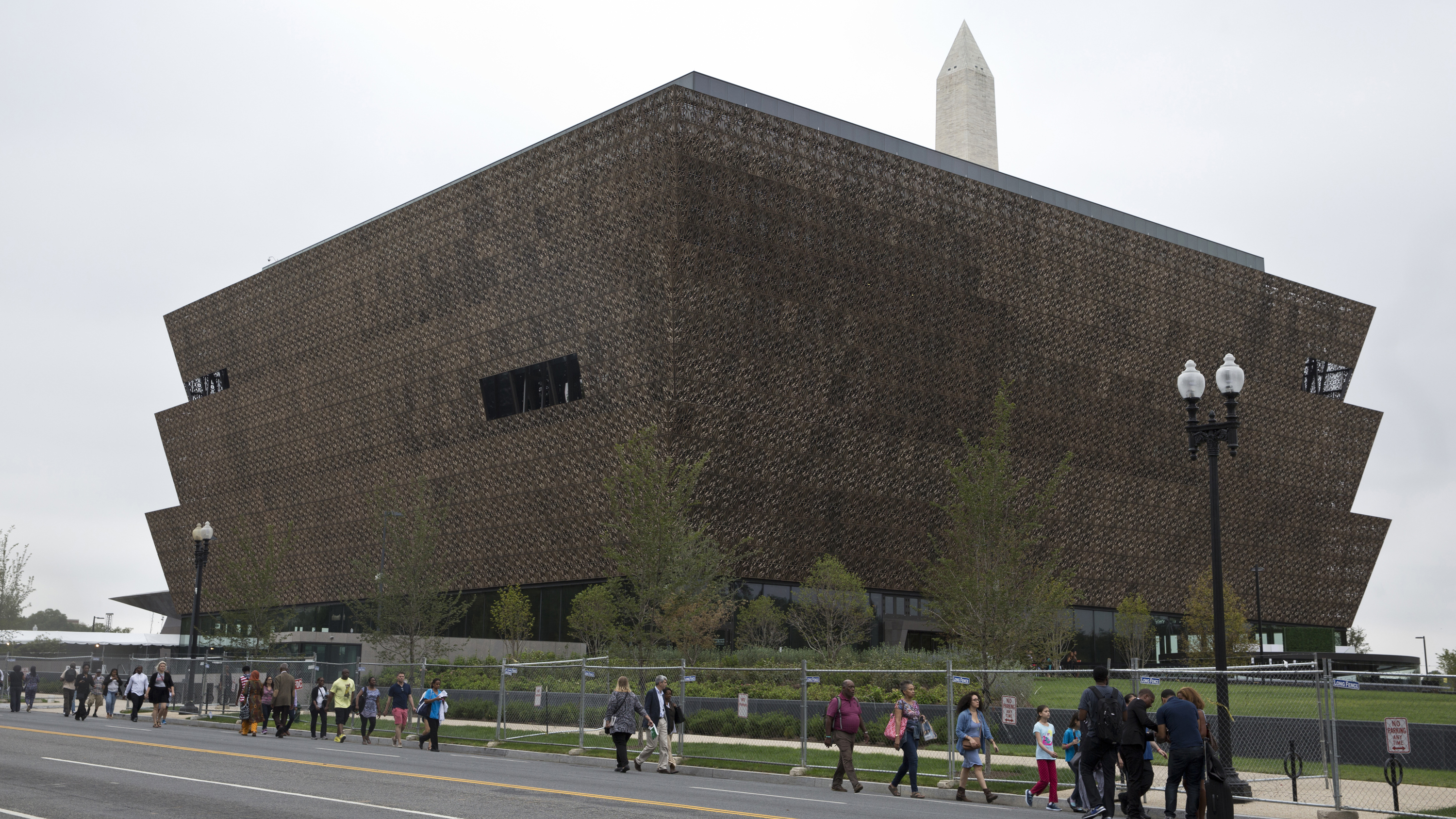Opening Of The National Museum Of African American History And Culture