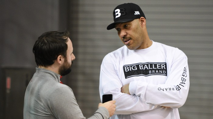 f93591601b0 Locker Room Talk  LaVar Ball is just trying to get off the plantation