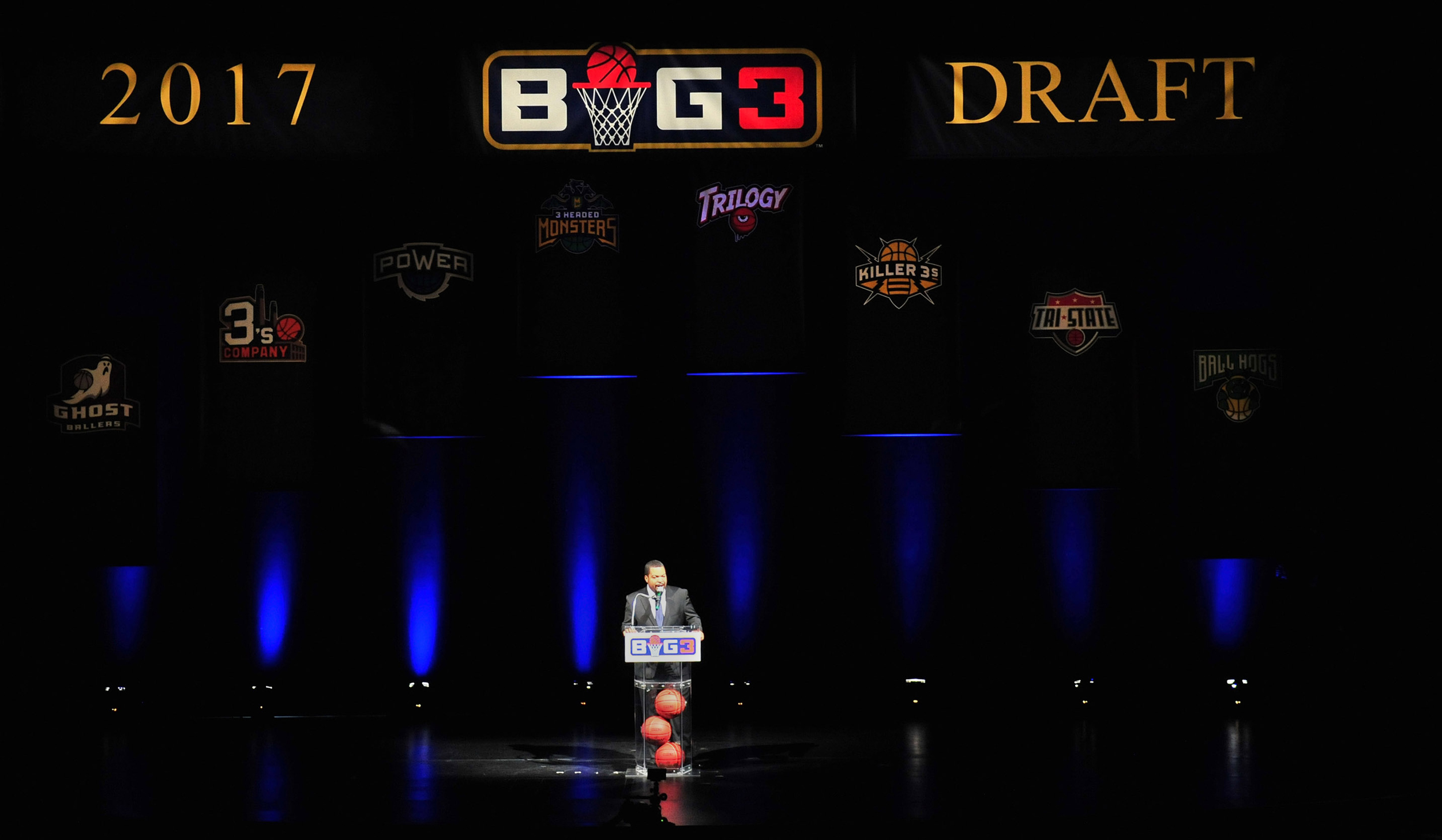Ice Cube's BIG3 league is not novelty or nostalgia