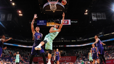 New York Liberty v Phoenix Mercury