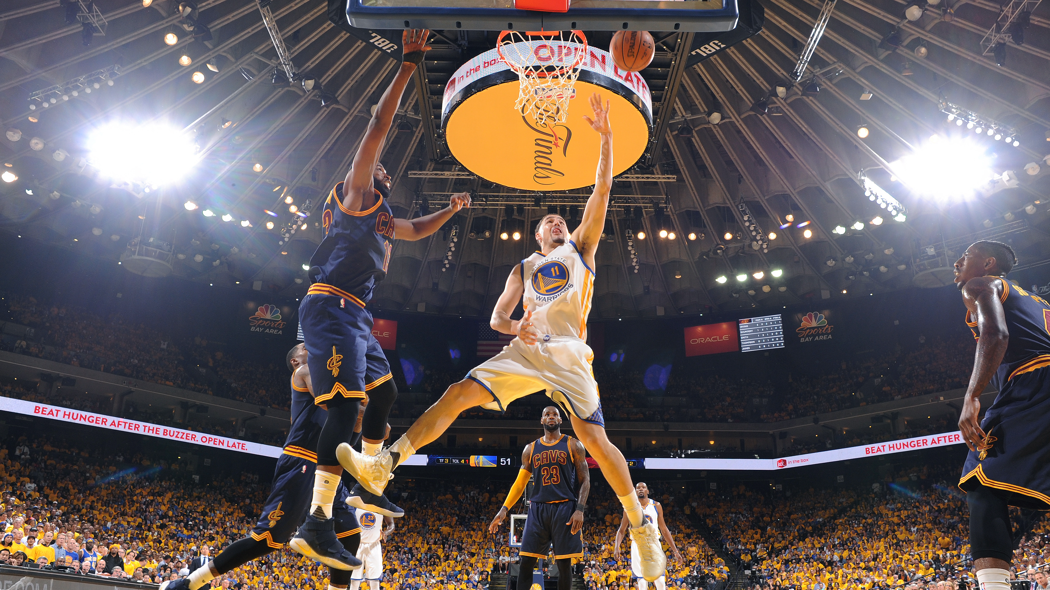 Don't hate on the Warriors for being elite