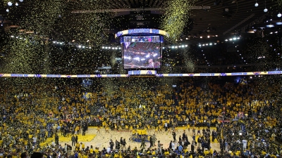 2017 NBA Finals – Game One