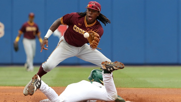 NCAA BASEBALL: JUN 02 Gainesville Regional – South Florida v Bethune-Cookman