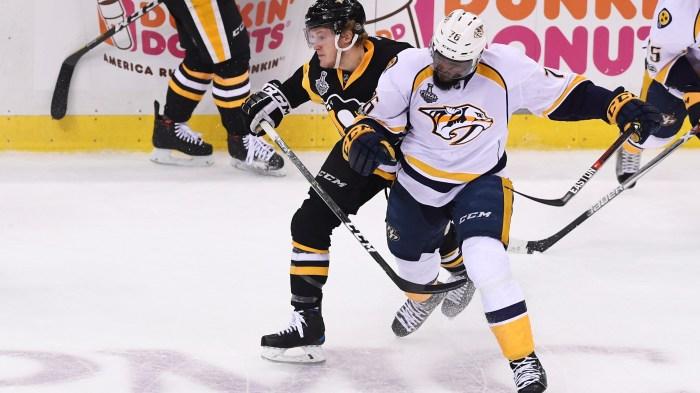 NHL: JUN 08 Stanley Cup Finals Game 5 – Predators at Penguins