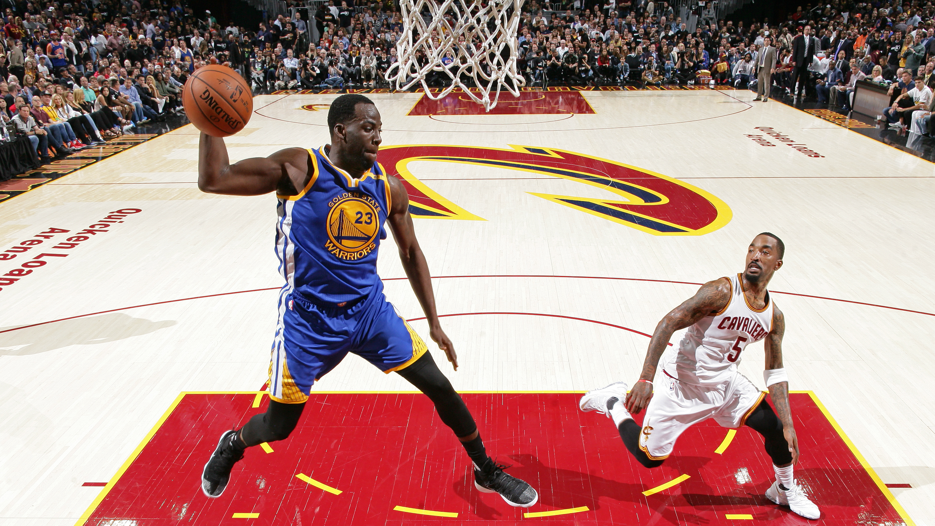 2017 NBA Finals – Game Four