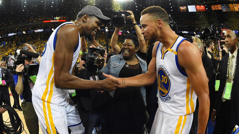 cb3ca87fd822a1 Warriors win the NBA Finals