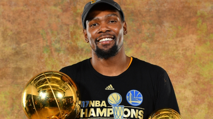 2017 NBA Finals – Portraits