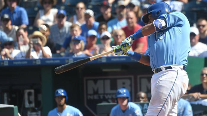 MLB: JUN 21 Red Sox at Royals