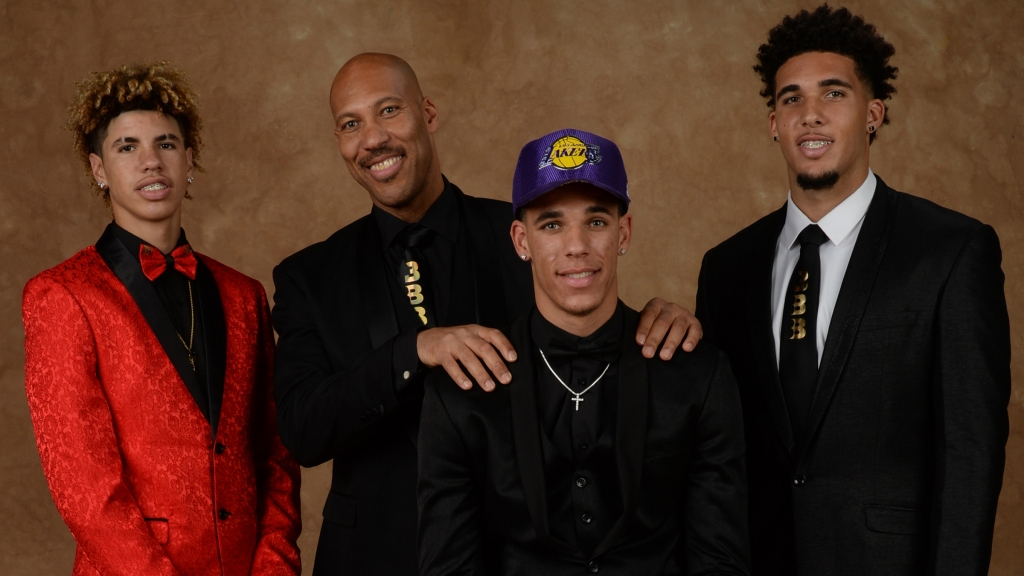LaVar Ball's motives for his sons are now questionable