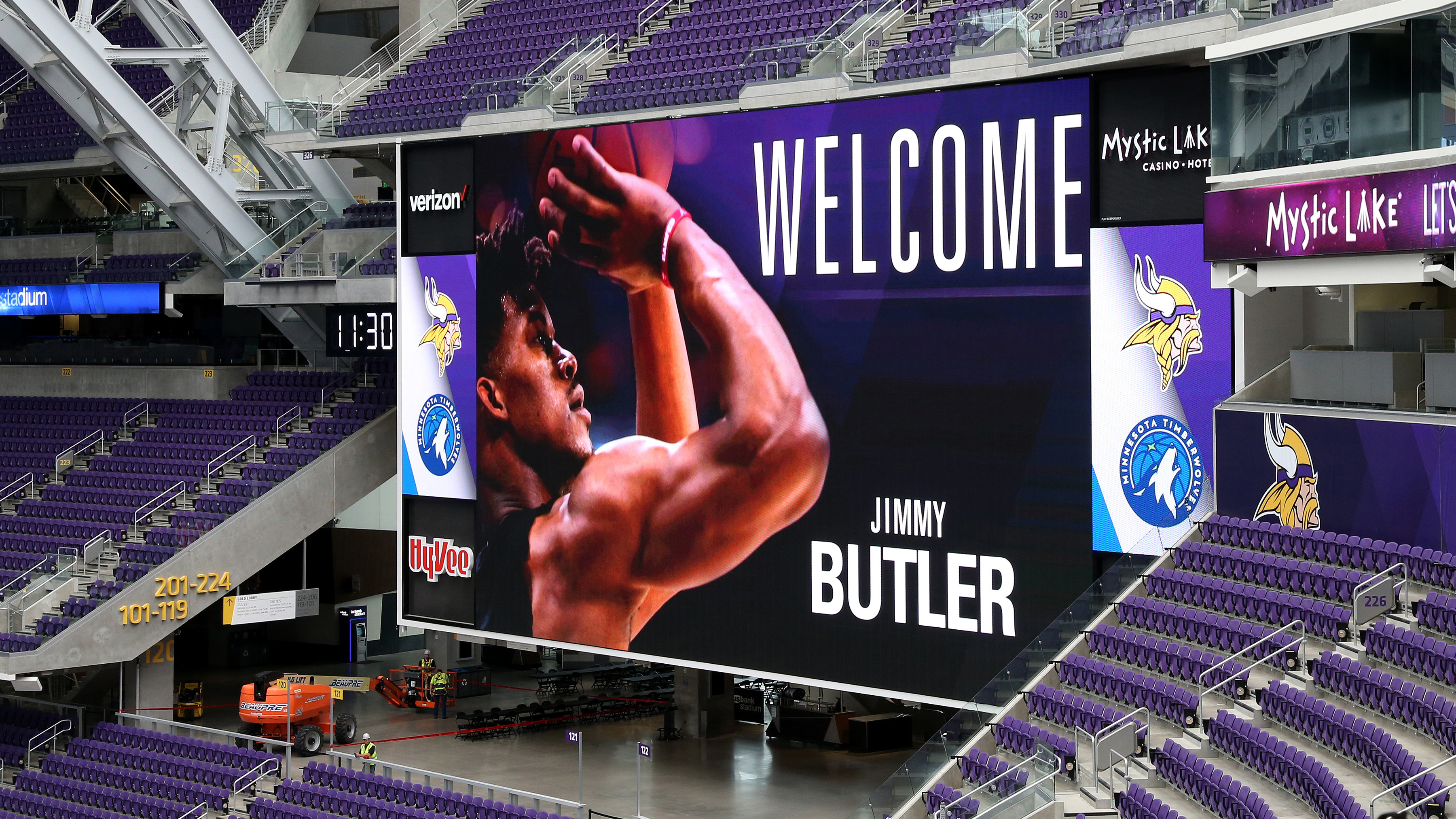 Jimmy Butler Tours
