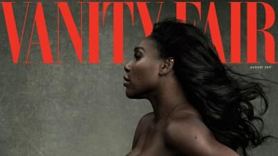 Serena Williams Vanity Fair Cover