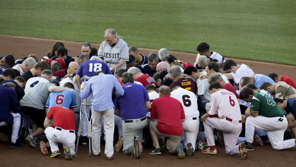 3f1b2bcbc8dd5 Congressional Baseball Game a show of unity and  love