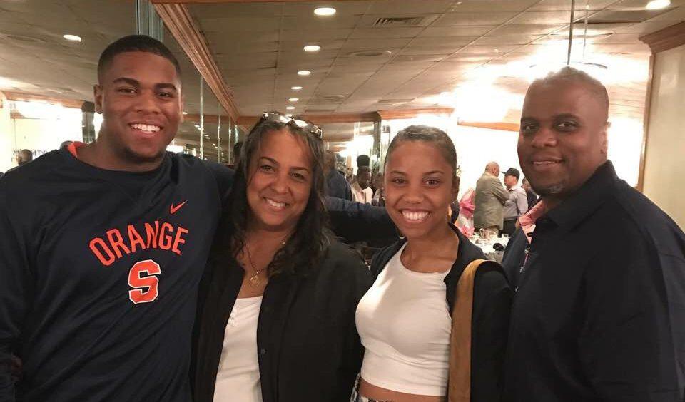 Tim Walton family